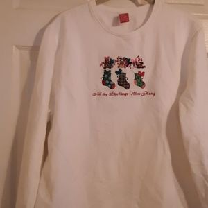 Christmas  sweatshirt XL